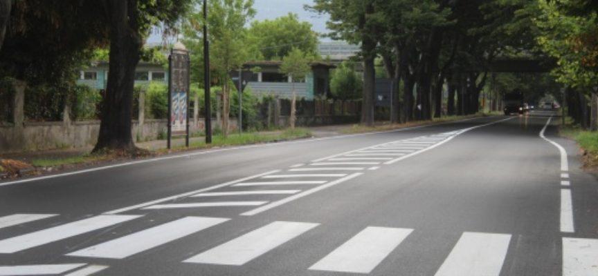 Pietrasanta – 3 milioni di euro per le asfaltature delle strade fino al 2023,
