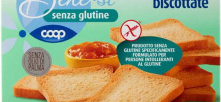 GIULIANI richiama fette biscottate per ossido di etilene. L'allerta che non finisce più