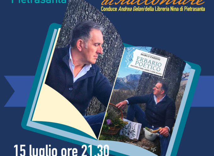 """""""La Biblioteca e l'arte di raccontare…"""" nel Chiostro di S. Agostino, appuntamento con naturopata Marco Pardini"""