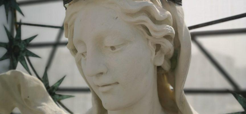 Madonna dello Stellario: si avviano a conclusione gli interventi di restauro
