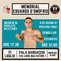 4 atleti della Pugilistica Lucchese impegnati sul ring di Viareggio