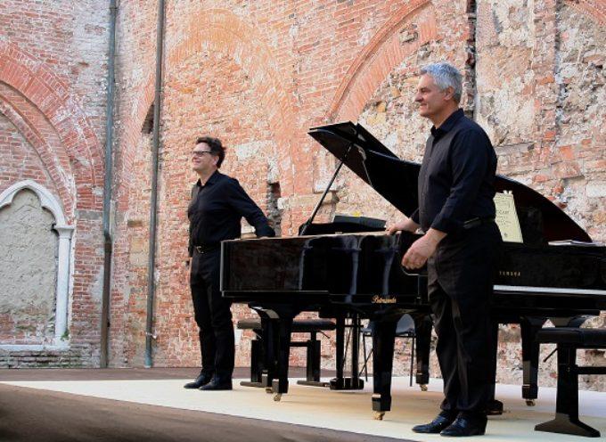 Tutto esaurito per il concerto di Cantini e Passalia