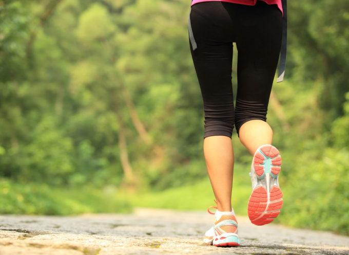 Calcolato quanto tempo esattamente devi camminare la settimana per vivere di più