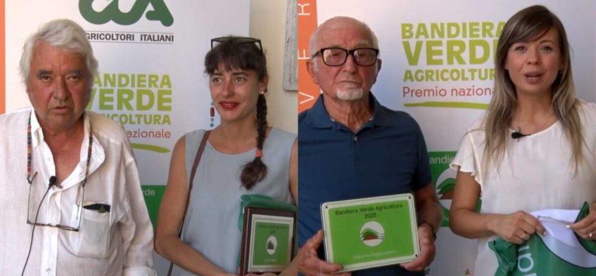 Premio Bandiera Verde Cia. Due aziende toscane vincono il premio 2020: