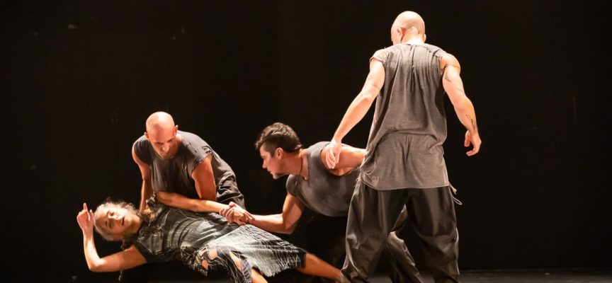 A Dap (Danza in Arte a Pietrasanta) Festival sabato 3 alle 21.30 arriva l'attesissima israeliana Orly Portal Dance Company.