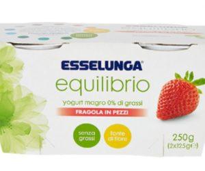 Ossido di etilene, richiamato YOGURT MAGRO a marchio Esselunga