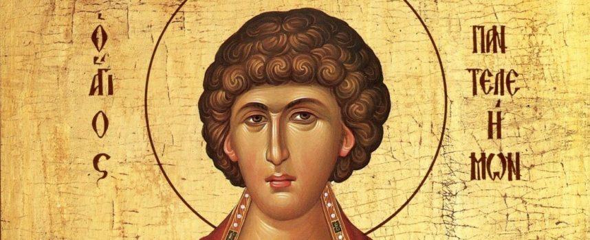 il Santo del giorno, 27 Luglio: S. Pantaleone, Patrono di Ostetriche e Medici,