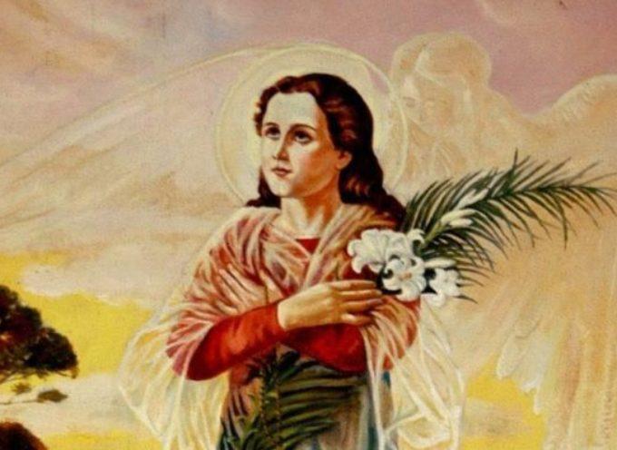 Il Santo del giorno, 6 Luglio: S. Maria Goretti, la purezza come Luce