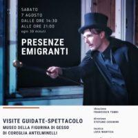 Coreglia – Sabato nuovo appuntamento con le visite guidate-spettacolo al museo!