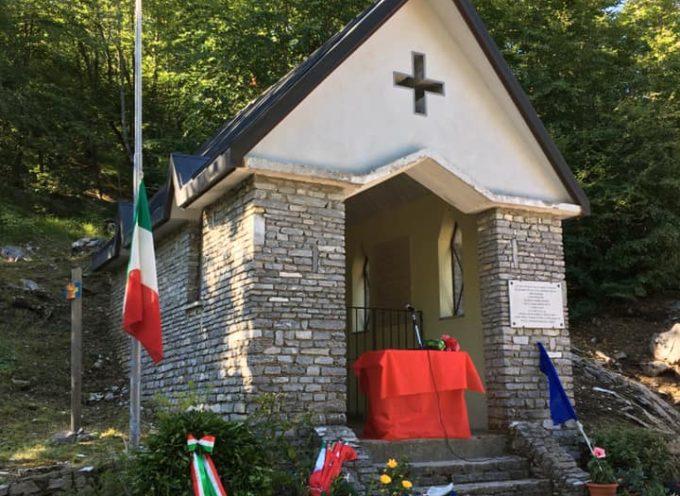 """77° Anniversario dello scontro tra il """"Gruppo Valanga"""" e l'esercito Tedesco presso la foce del Piglionico"""