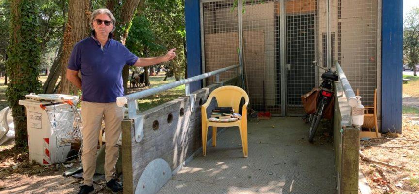 DONDOLINI, FDI VIAREGGIO – IL COMUNE TENGA PIÙ DECOROSO VIALE CAPPONI CHE E' IN CONDIZIONI VERGOGNOSE'