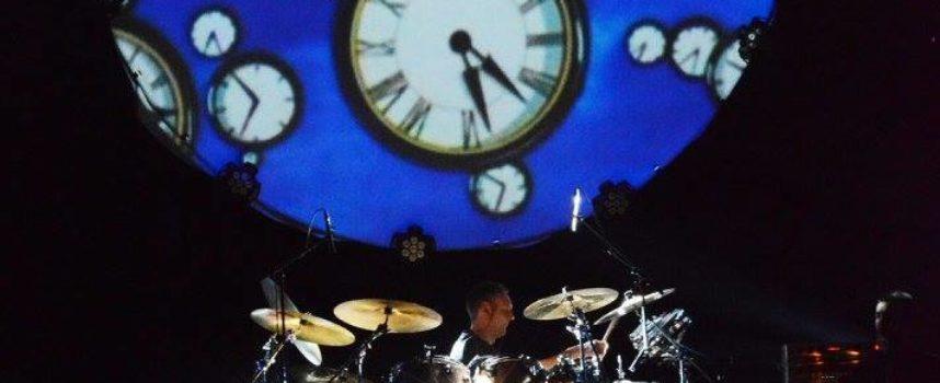I Big One, la tribute band dei Pink Floyd, sul palco del Festival La Versiliana con lo show The voice and the sound of PINK Floyd