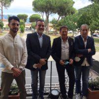 Lo stadio comunale di Porcari scelto dalla Lucchese per la preparazione atletica
