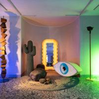 Alla Galleria d'Arte OlioSuTavola per RESPECT eARTh il rapporto dell'uomo con i materiali: la rivoluzione degli anni '60