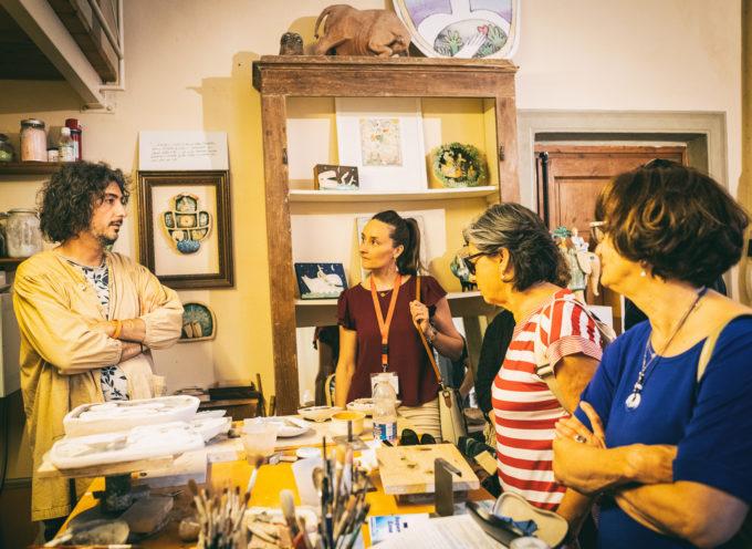 Torna 'Artigianato&Aperitivo', il trekking urbano per scoprire le botteghe toscane