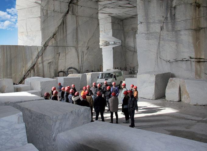 Visita alle cave di marmo