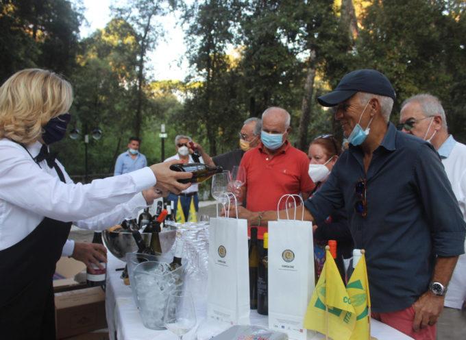 Viareggio: vini del territorio e pesce a miglio zero, serata di degustazioni a Villa Paolina con Coldiretti