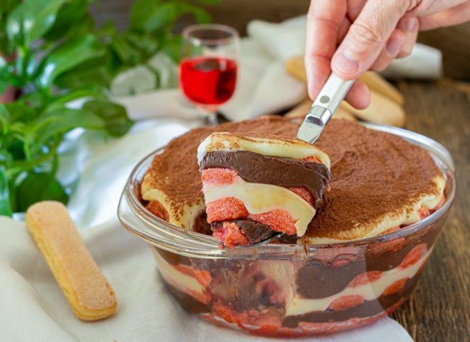 La ZUPPA INGLESE è un classico dolce al cucchiaio,