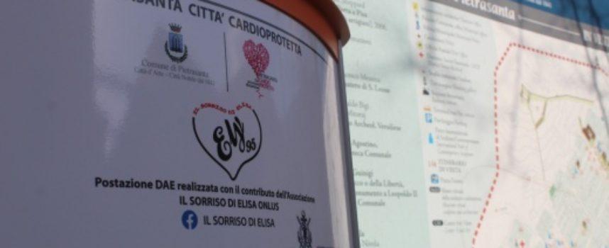 Pietrasanta Cardioprotetta, al via due nuovi corsi per imparare ad utilizzare i defibrillatori