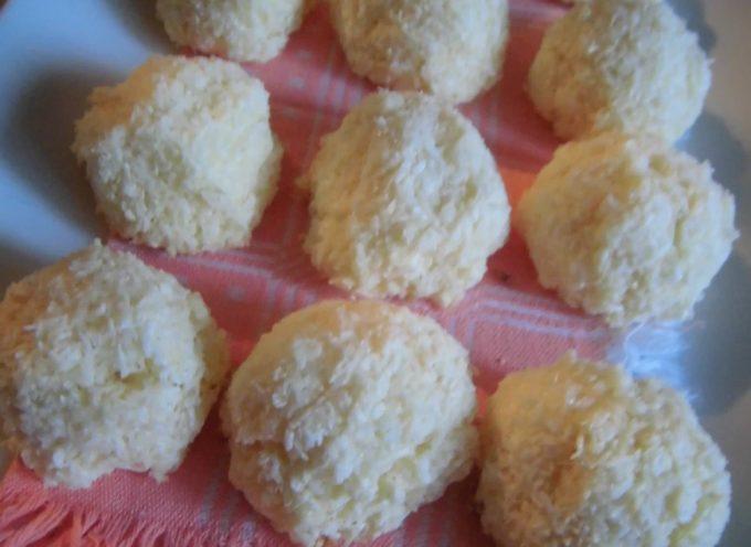 Le ricette facili: i COCCHINI Un dolcino veloce e facile.