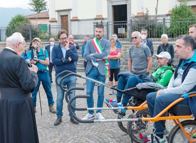 CASCIO – Matteo Gamerro è un ragazzo di 42 anni malato di sclerosi multipla dall'età di 19 anni.