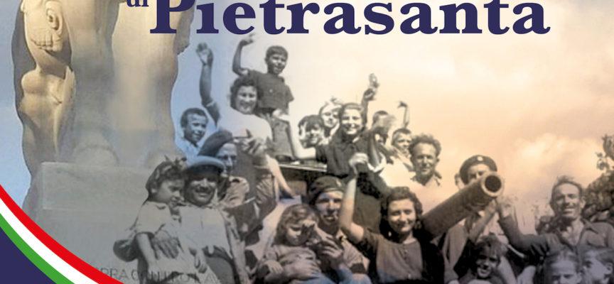 Anniversario: 77esima Festa della Liberazione di Pietrasanta, le iniziative in programma domenica 19 settembre