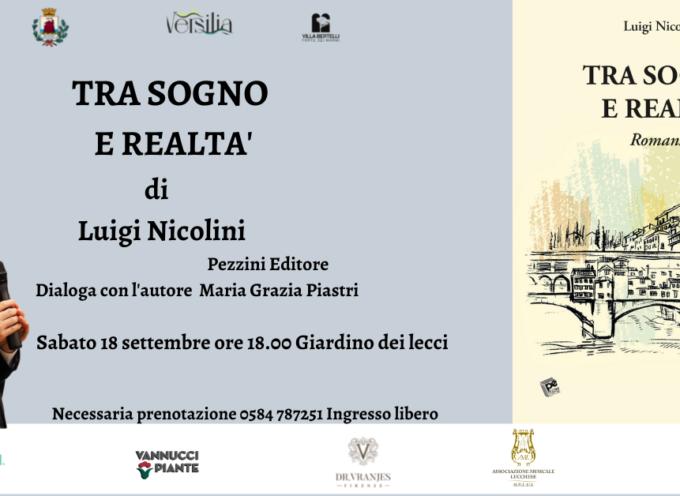 Graditissimo ritorno di Luigi Nicolini a Villa Bertelli