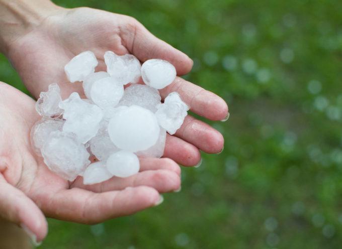 Vento, pioggia e grandine. La Regione Toscana decreta lo stato di emergenza