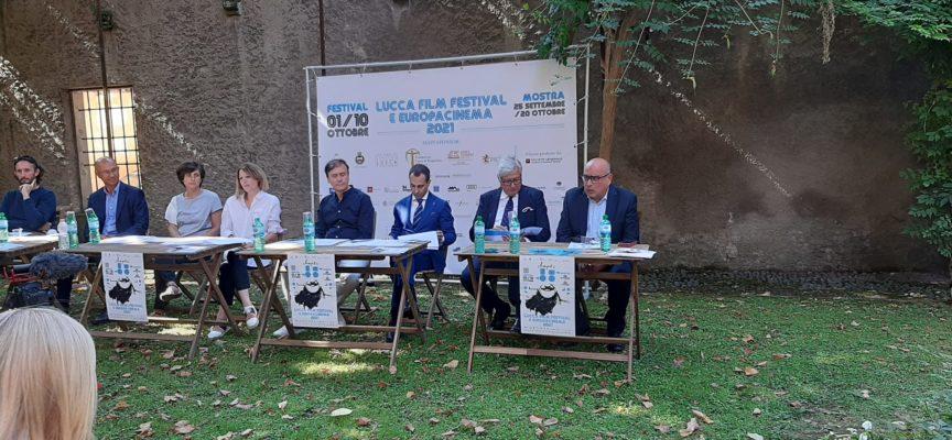 I protagonisti e gli eventi del Lucca Film Festival e Europa Cinema edizione 2021