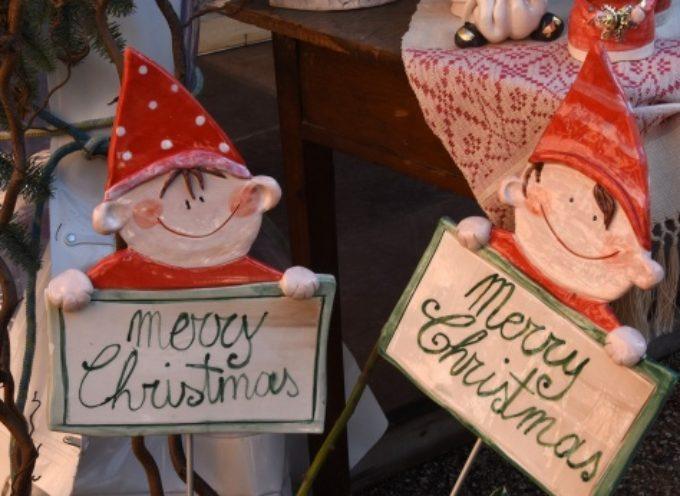Natale: mercatini tematici al Giardino della Lumaca, bando per organizzarli e gestirli