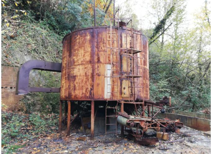 """prima la rimozione di silos e pirite poi i geopercorsi, nasce la """"Valle Buona"""" a Valdicastello"""