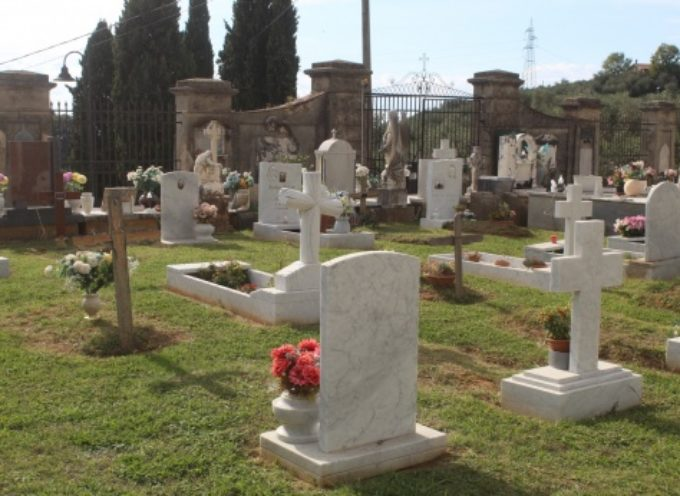festa dei morti, cimiteri aperti tutto il giorno da lunedì 25 ottobre a Pietrasanta