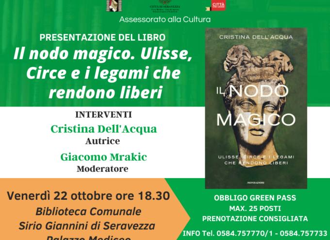 """Rimandata a data da destinarsi, la presentazione del libro """"Il nodo magico, a Palazzo Mediceo"""