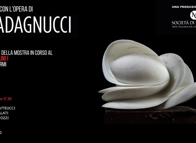 """al Fortino, """"Gigi Guadagnucci, una vita per la scultura"""""""