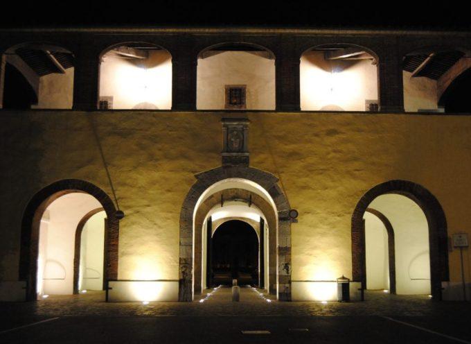Il 4 ottobre chiude temporaneamente al traffico il fornice in uscita di Porta Santa Maria