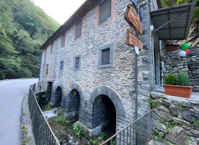 300 di questi anni. È dal 1721 che le macine del mulino di fabbriche di vallico girano.