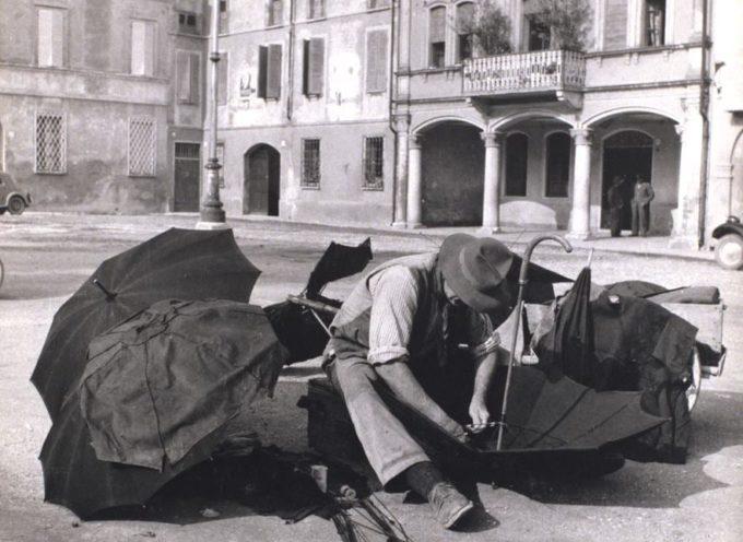 Gli antichi mestieri: l'ombrellaio.