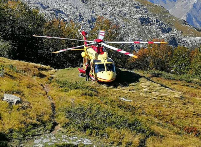 Si susseguono gli interventi del Soccorso Alpino in Apuane. – e in valle del serchio