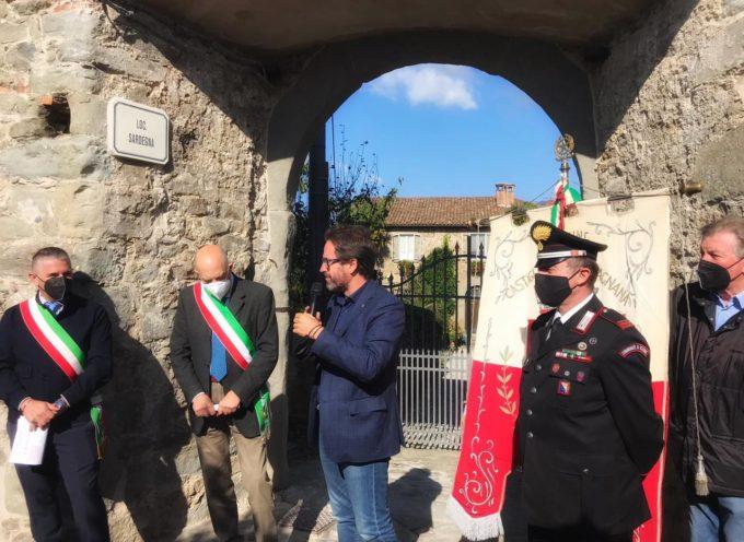 MARIO PUPPA – C'è poco da dire … Castiglione di Garfagnana è un borgo fantastico.