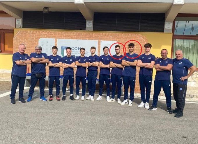 Lorenzo Frugoli torna nuovamente a vestire di azzurro in occasione dei campionati europei