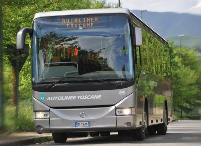 Dal 1 novembre il passaggio della gestione del trasporto pubblico ad Autolinee Toscane sarà effettivo