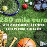 La Regione Toscana a sostegno dello #sport.