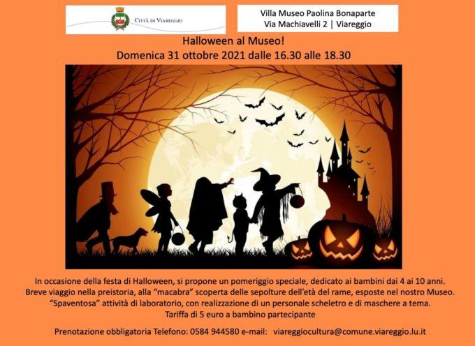 a villa paolina – Halloween al Museo
