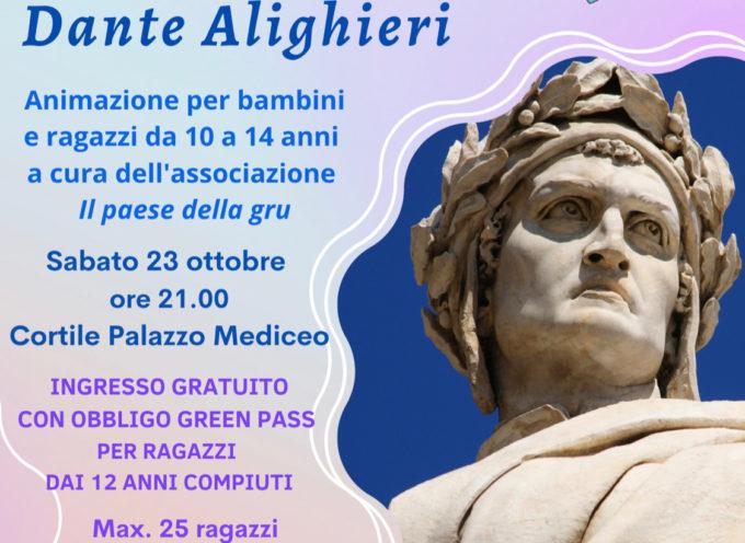 Palazzo Mediceo – In biblioteca con…Dante Alighieri