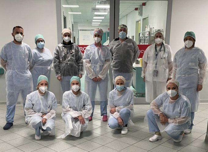 Donazione al Pronto Soccorso dell'ospedale di Castelnuovo di Garfagnana