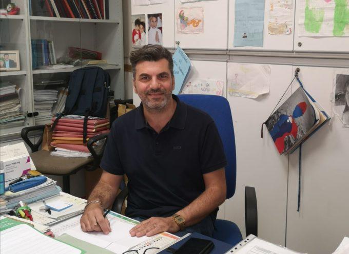 Andrea Lenzini è il nuovo direttore del dipartimento infermieristico e ostetrico.