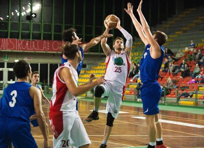 Il Basketball Club Lucca da il suo miglior benvenuto a Luca Benini