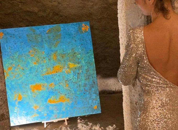 L'artista pesciatina Bartó, dal Principato di Monaco ad Alicante, in piena ascesa con la sua arte contemporanea
