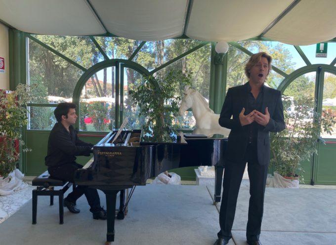 Enrico Caruso Concerto lirico per il centenario della morte a Villa Bertelli