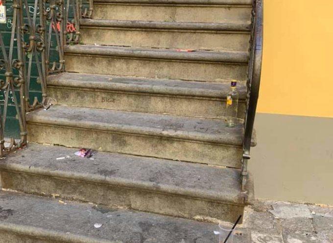 """Degrado in Corte Portici, mozione di Barsanti (Difendere Lucca): """"Non più differibile l'intervento del Comune: serve subito una telecamera"""""""